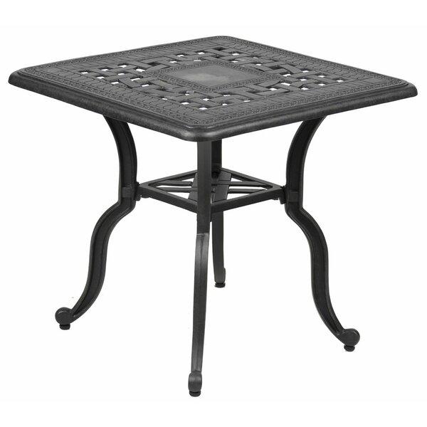 Colstrope Side Table by Fleur De Lis Living