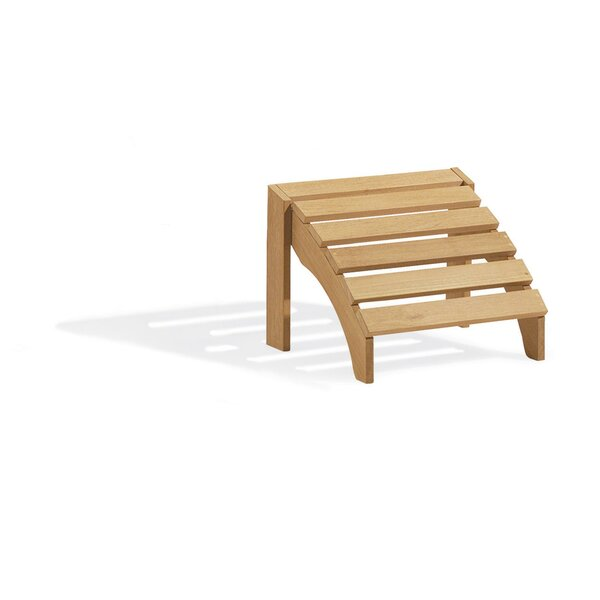 Darrion Adirondack Outdoor Ottoman by Highland Dunes