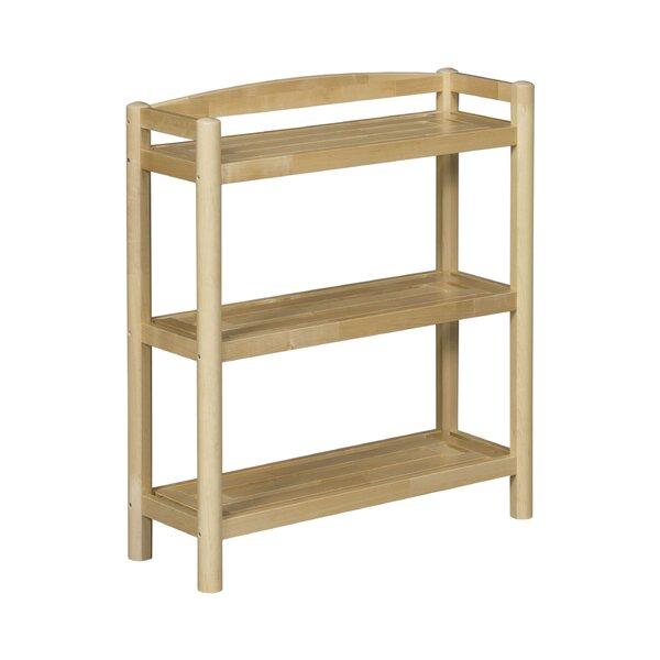 Cranesville 3-Tier Etagere Bookcase by Winston Porter