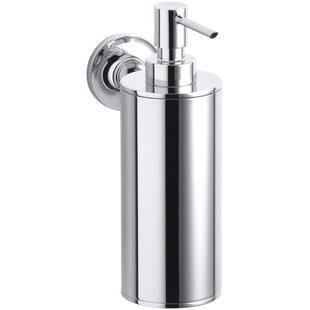Purist Wall Mount Soap Dispenser by Kohler