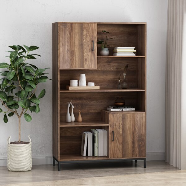 Glaspie Cube Unit Standard Bookcase By Union Rustic