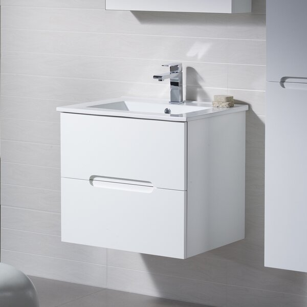 Elton 24 Single Vanity Set by INOLAV