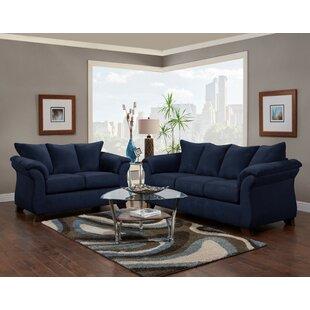 Norris 2 Piece Living Room Set by Red Barrel Studio®