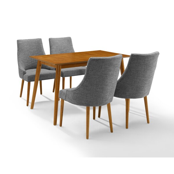 Destiny 5 Piece Dining Set by Foundstone Foundstone