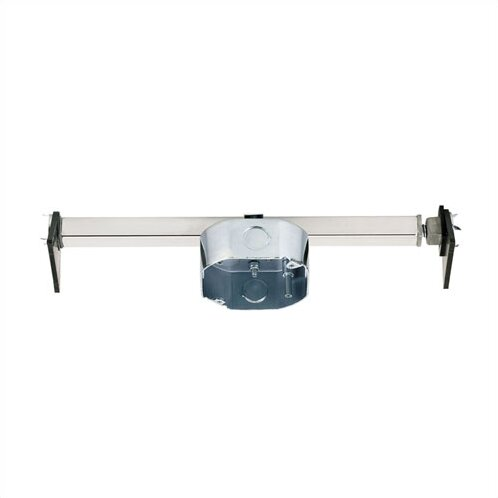 Ceiling Fan or Light Fixture Support Brace with Lo