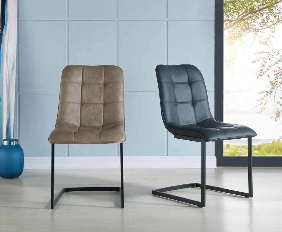 Captivating Rosas Upholstered Dining Chair