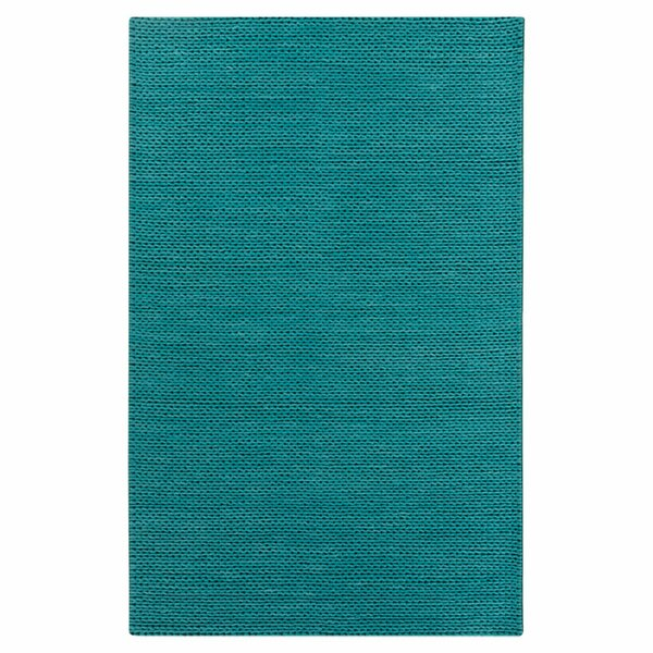 Jaxton Turquoise Area Rug by Bungalow Rose