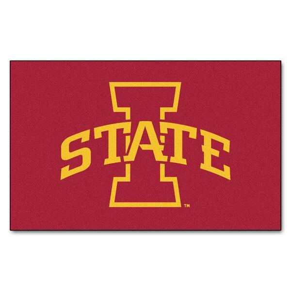 Collegiate NCAA Iowa State University Doormat by FANMATS