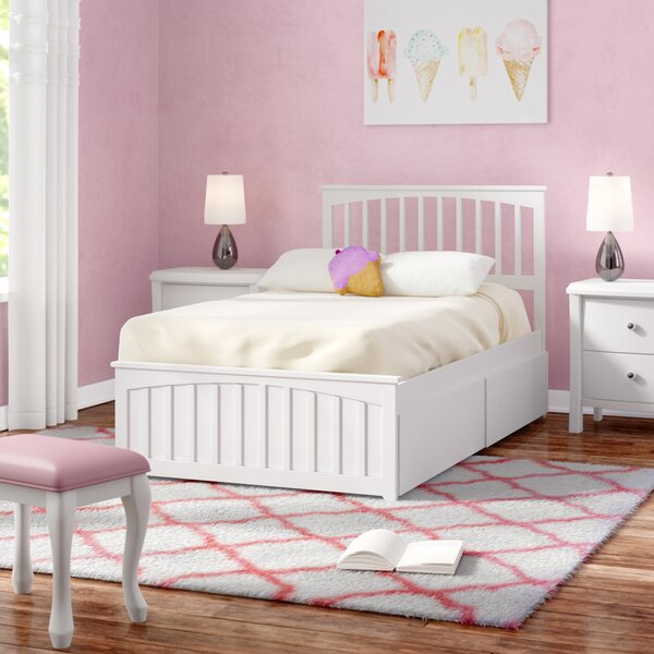 Rhonda Platform Bed  with Drawers by Viv + Rae
