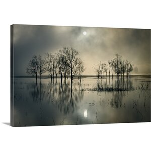 'Lake's Secret' by Joanne Flj Photographic Print on Canvas by Great Big Canvas
