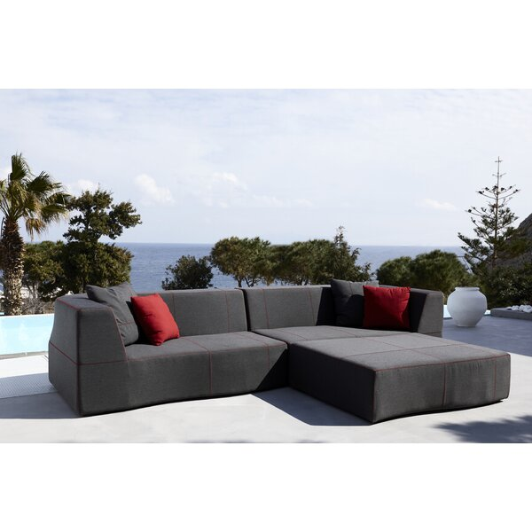 Caenas Sectional by Orren Ellis