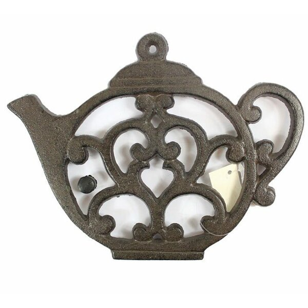 Teapot Round Cast Iron Trivet by Red Barrel Studio