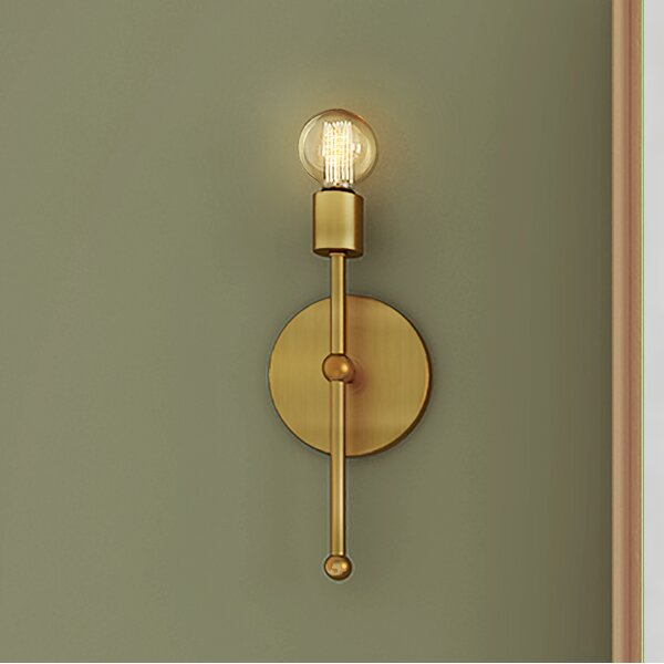 Bautista 1-Light Wallchiere by Willa Arlo Interiors