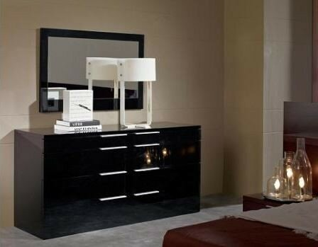 Canipe 8 Drawer Double Dresser with Mirror by Orren Ellis