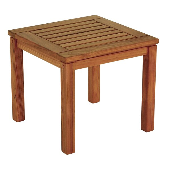Teak Side Table By Whitecap Teak