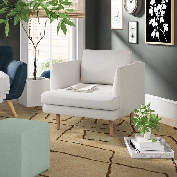 Celeste 23.6-inch Armchair by Foundstone Foundstone
