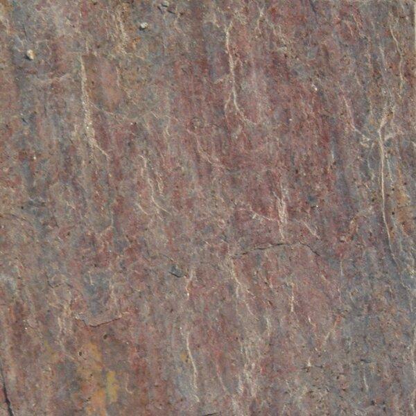12 x 12 Quartzite Field Tile in Copper by MSI