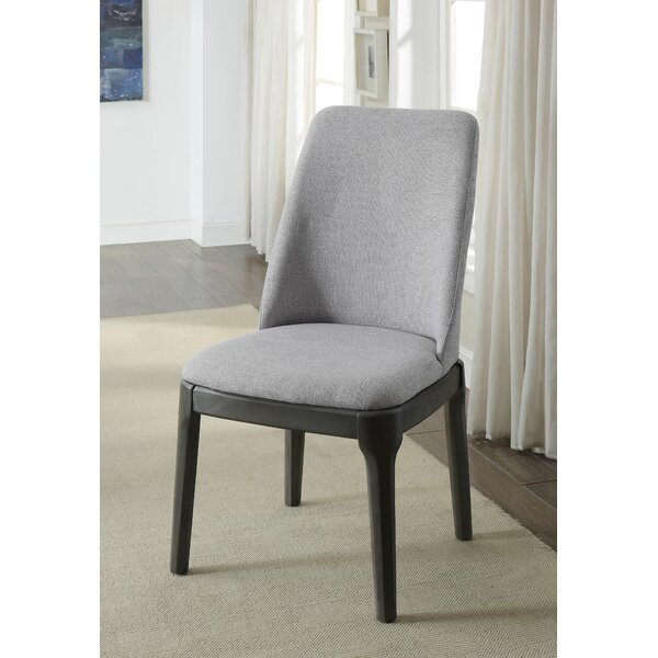 Beckles Upholstered Dining Chair (Set of 2) by Brayden Studio