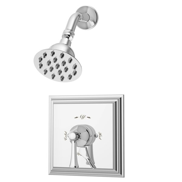 Canterbury Pressure Balance Shower System with Lever Handle by Symmons