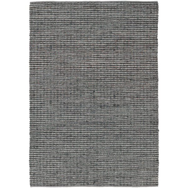 Edgecomb Grey Area Rug by Longshore Tides
