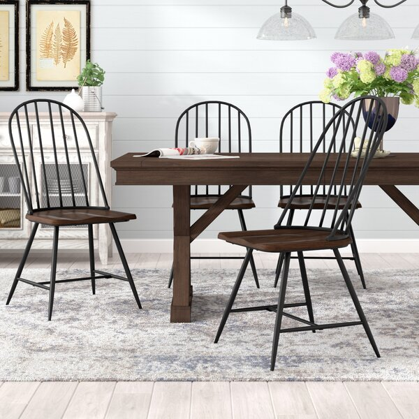 Hughley Dining Chair (Set Of 4) By Laurel Foundry Modern Farmhouse
