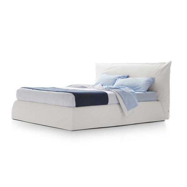 Piumotto Upholstered Platform Bed by Pianca USA