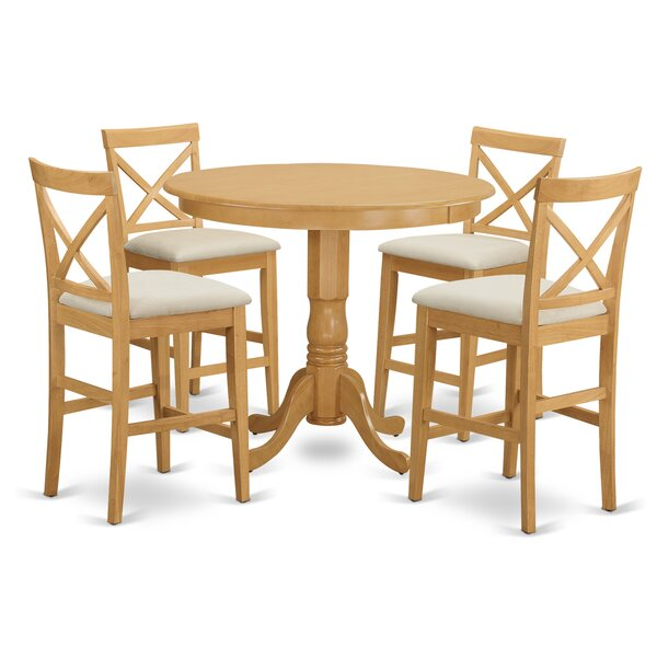 Sobieski Dining Set by Charlton Home Charlton Home