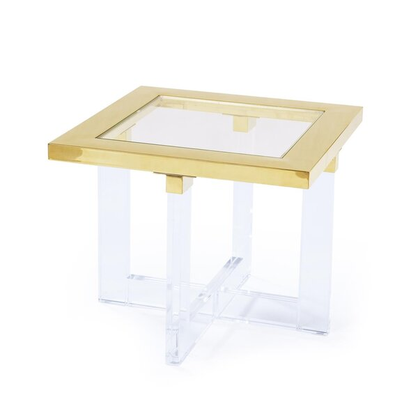 Vicenza End Table By Pasargad #2