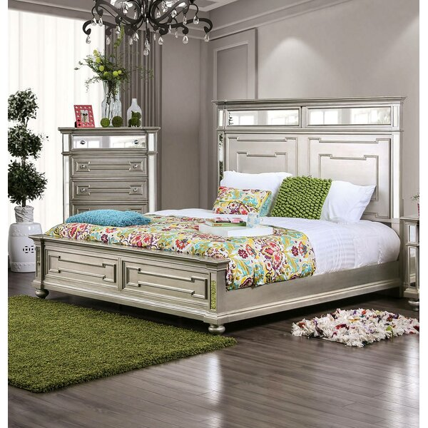 Jacey Standard Bed By Rosdorf Park by Rosdorf Park Today Only Sale