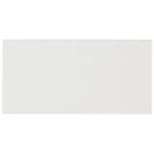 Berkeley 4.5 x 8.56 Ceramic Subway Tile in Arctic White by Itona Tile