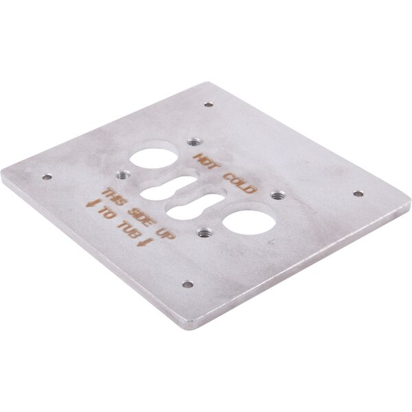 Trinsic® Bathroom Rough Mounting Plate by Delta