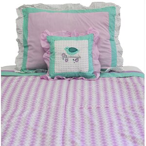 Fessenden 2 Piece Twin Quilt Set