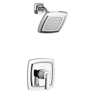 American Standard Shower Chrome Faucet Chrome Shower
