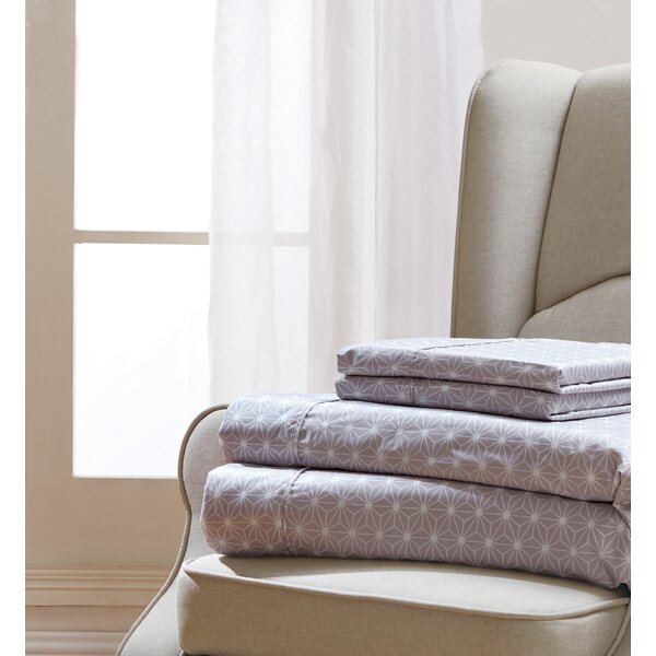 Shires Solar Sheet Set by Wrought Studio
