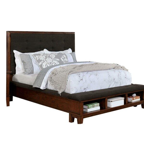 Jadira Queen Upholstered Storage Platform Bed by Red Barrel Studio
