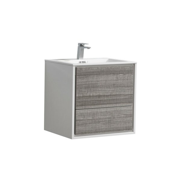Trieu 24 Single Bathroom Vanity Set by Orren Ellis
