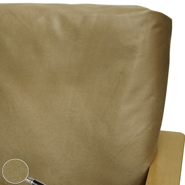 Midland Pebbles Box Cushion Futon Slipcover By Easy Fit