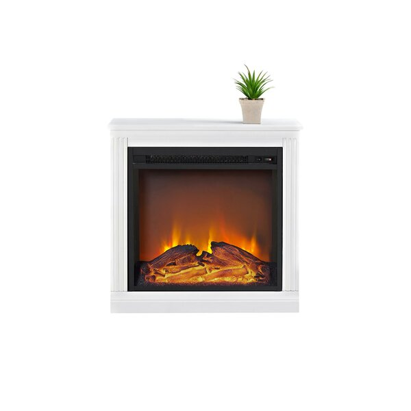 Solvi Simple Electric Fireplace By Beachcrest Home.
