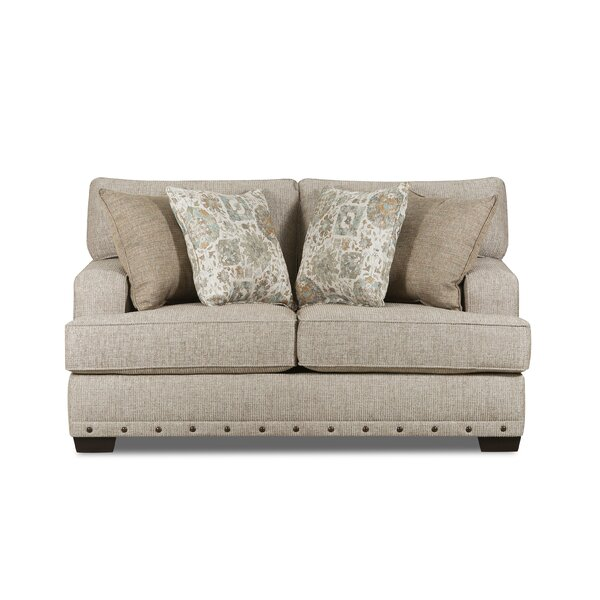 Cleaver Loveseat by Darby Home Co