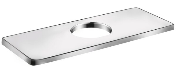 Logis Cube Baseplate by Hansgrohe