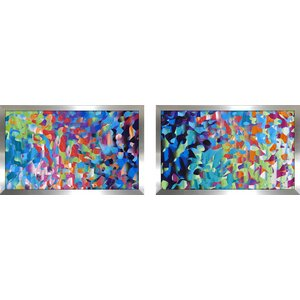 'Caught up Together I 1 Thessalonians 4:17 I' Framed Graphic Art Print Multi-Piece Image by Latitude Run