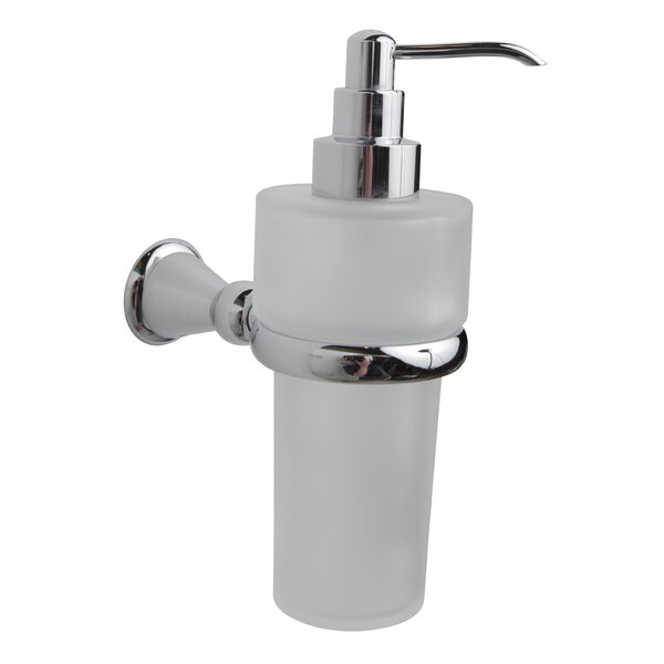 Sintra Liquid Soap Dispenser by Valsan