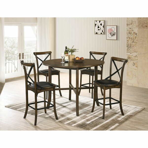 Torrence Placer Counter Height Dining Table by Gracie Oaks Gracie Oaks
