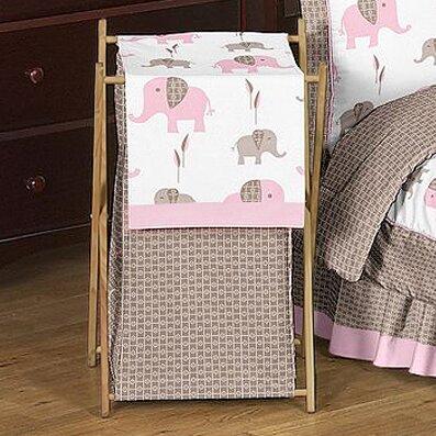 Elephant Laundry Hamper by Sweet Jojo Designs