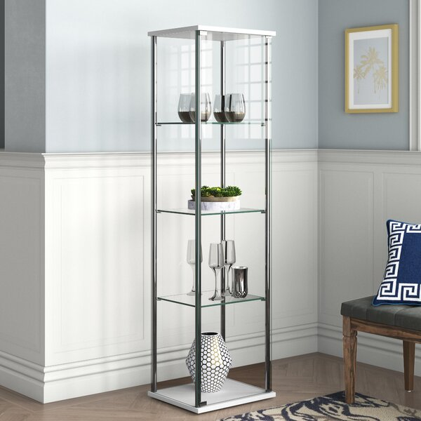 Bussiere Curio Cabinet By House Of Hampton
