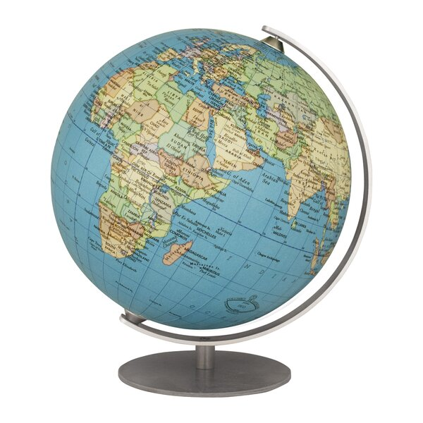 Mini Political Globe by Symple Stuff