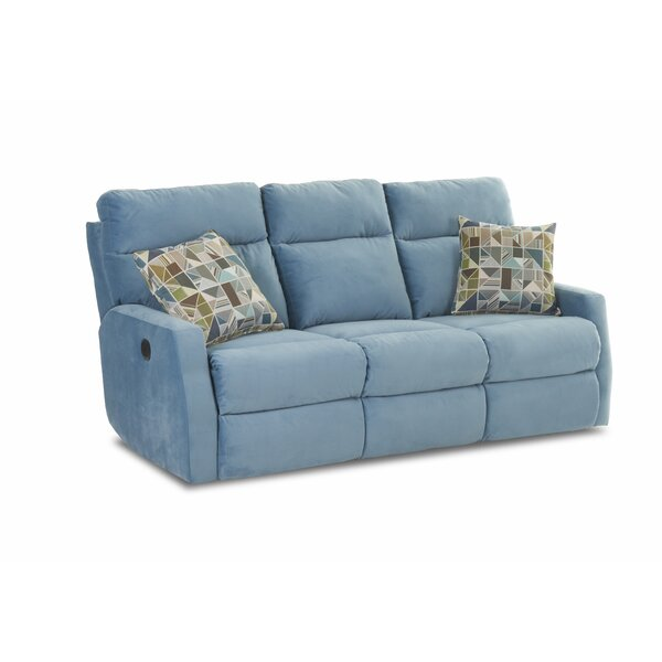 Vance Reclining Sofa by Wayfair Custom Upholstery™