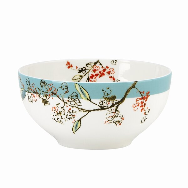 Chirp Dessert Bowl (Set of 4) by Lenox