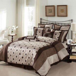 1e639436fd5e9 Grayson 8 Piece Reversible Comforter Set