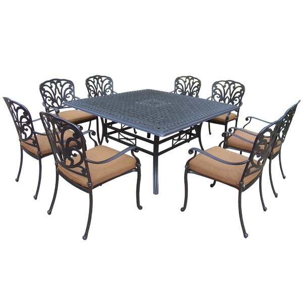 Bosch Dining Set by Darby Home Co